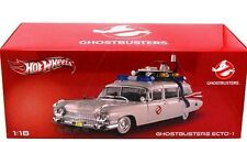 Ghostbuster ECTO 1 Hot Wheels 1:18 BCJ75 Diecast Car Model Gift Christmas