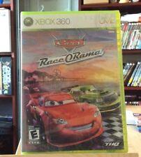 Cars Race-O-Rama (Microsoft Xbox 360, 2009) - Brand New + Factory Sealed!