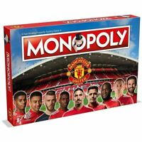MONOPOLY MANCHESTER UNITED F.C. EDITION BOARD GAME