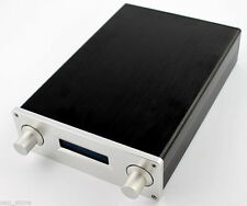 DIY Aluminum preamp chassis DAC Enclosure preamplifier Box 190*65*275mm