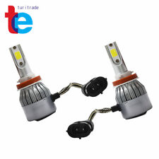 LED Headlight Kit H8 H9 H11 1060W 159000LM 6000K Low Beam Fog Bulb HID NEW