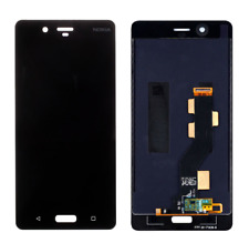 For Nokia 8 LCD Display Screen Replacement Touch Glass Digitizer Black OEM New