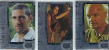 Lost Revelations Complete Mission Survival Chase Card Set BL1-3