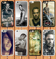 Paul Walker Fast And Furious for iPhone And Samsung Galaxy Case Cover