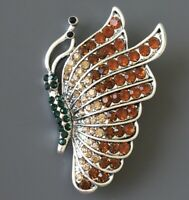 Unique  Butterfly Brooch & Pendant