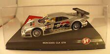 Ninco  slot car 50168 Mercedes CLK D2 n°11 jamais joué en boite 1/32