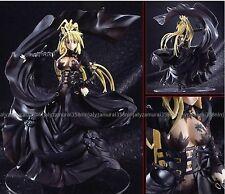 Jingai Makyou Nimbus the Black Figure 1/7 Orchid seed Limited ED official