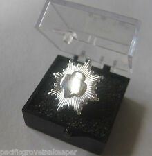 New Style Post-2011 Girl Scout SILVER AWARD PIN Cadette Highest Earned Award HTF