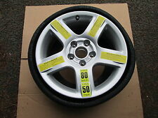 NEW GENUINE AUDI A6 ALLROAD SPARE ALLOY WHEEL WITH FOLDING TYRE 4Z7601011R