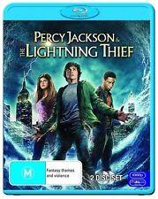 Percy Jackson And The Lightning Thief (Blu-ray + Digital Copy, 2010, 2-Disc Set)