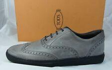 TOD'S TODS Taglia 40,5 6,5 normalissime scarpe basse Budapester Scarpe Nuovo UVP 295 €
