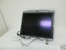 """General Dynamix Itronix   270 12.1"""" LCD - Complete Top Hinges Wires"""