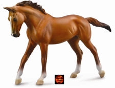 CollectA Thoroughbred Chestnut Mare Horse Large 1:12 scale model
