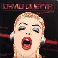 David Guetta CD Single Just A Little More Love - Europe (VG+/VG+)
