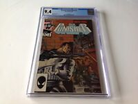 PUNISHER LIMITED SERIES 2 CGC 9.4 WHITE PAGES GRANT MIKE ZECK MARVEL COMICS