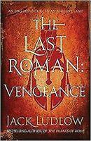 Last Romano: Vengeance Tapa Dura Jack Ludlow