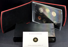 2007 Canada 7-Coin Proof Set RCM with COA