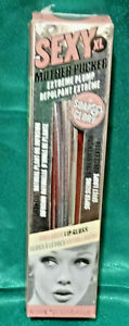 Soap And Glory Sexy Mother Pucker Collagen Lip Gloss 0.33 FL OZ New