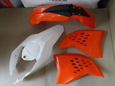 UFO  PLASTIC KIT  KTM 2008 2009 2010  2011  XCW XCWF EXC EXCF
