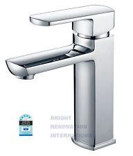Quality MILAN Square Bathroom WELS Basin Flick Mixer Tap Faucet