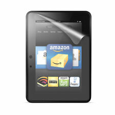 100% GENUINE SCREEN PROTECTOR PET FILM FOR AMAZON KINDLE FIRE HD 2012 7 INCH