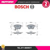 0986494104 Kit pastiglie freno a disco ant adatto a .Audi A4-A6 (MARCA-BOSCH).