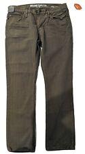 New - Mossimo Premium Jeans - Slim - Military Green - Size: 34 x 30
