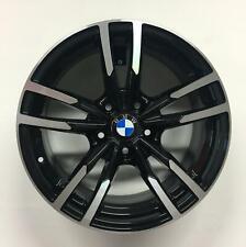 "Cerchi in lega BMW serie 1 2 3 X3 X4 Z4 da 18"" Nuovi Offerta DOPPIA MISURA ESSE7"