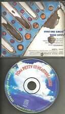 TOM PETTY Into the Great Wide Open PICTURE DISC PROMO DJ CD Single 1991 USA MINT