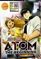 Atom: The Beginning (Chapter 1 - 12 End) ~ All Region ~ Brand New & Factory Seal