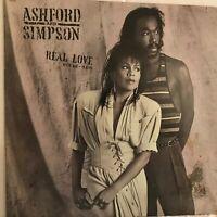 ASHFORD   &  SIMPSON                 LP        REAL  LOVE