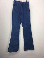 Men's Vtg  70s Orange Tag Talon 42 Bell Bottom Levis Jeans sz: 25x26 (#18182 L^)