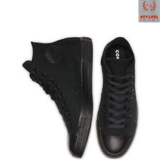 Scarpe Converse originali Chuck Taylor All Star Mono Canvas  total BLACK M3310C
