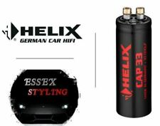 Helix CAP 33 Car Audio Alternator noise supressor capacitor 12v New In