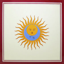 KING CRIMSON Larks' Tongues In Aspic 200gm Vinyl LP REMASTERED NEW & SEALED