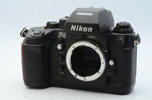 As-is Nikon F4 35mm SLR Film Camera From Japan 126836