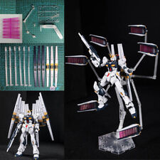 NEW EW Expansion part for Bandai RG 1/144 RX-93 Nu v Gundam Double Fin Funnel