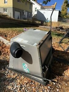 """Peco 28621206 Tow Behind Lawn Vacuum Commercial Vac 28""""L X 32""""W X 30""""H"""