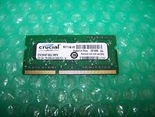 CRUCIAL 4 GB DDR3 PC3L-14900s 1866 MHz SODIMM memoria portátil