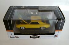 M2 Machines 1969 Chevrolet Camaro Foose Yellow