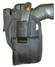 Pro-Tech Nylon OWB Gun holster fits Sig Sauer p228 p229 with Laser Size WSB19