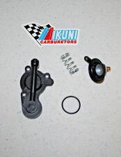 Yamaha TTR225L , XT225 Serrow Wolverine Mikuni Carburetor Cover Kit w/diaphragm