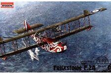 RODEN 019 1/72 Felixstowe F.2A (Early) World War I