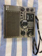 Sony ICF-5900W FM/AM Multi Band Short Wave Radio Receiver -- See Description