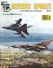 DEFENSE UPDATE 50 LUFTWAFFE JG71_EW RADARS_RAFG TORNADOS_BLUE ANGELS A-4_FAST AT