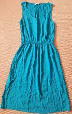 Ladies women sleeveless elasticated dress Miss Selfridge size 12