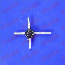 5PCS MOSFET Transistor PHILIPS TO-50 ( SOT-122 ) BF981