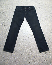 G-Star Corvet Straight WMN Jeans Hüfthose W31 L32 Raw Denim F243