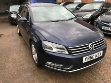 2011 60 Plate Volkswagen Passat 2.0 TDI Tech Estate