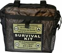 Survival Metrics Pro Survival Kit Pouch Emergency Gear PSKP-T